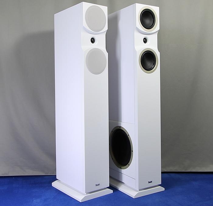 test teufel t 6 hybrid stereo set f r eur die. Black Bedroom Furniture Sets. Home Design Ideas