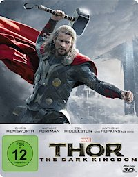 Thor - The Dark Kingdom Blu-ray 3D
