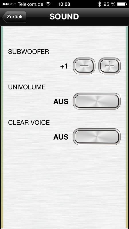 Yamaha YAS-103 App 7