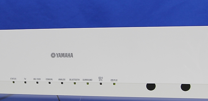 Yamaha YAS-103 Detail Front