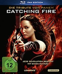 Die Tribute von Panem - Catching Fire Blu-ray Disc
