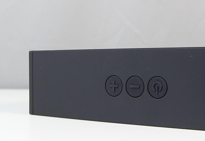 Grundig Bluebeat GSB 500 Bedienelemente Oberseite