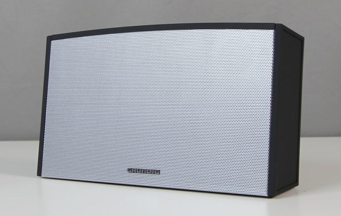 Grundig Bluebeat GSB 500 Front Seitlich5