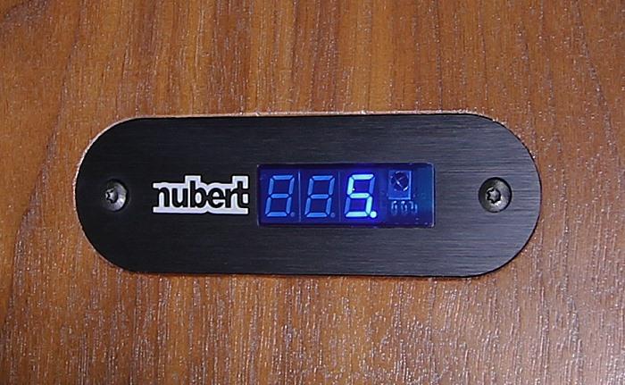 Nubert nuLine AW-1100 Display2