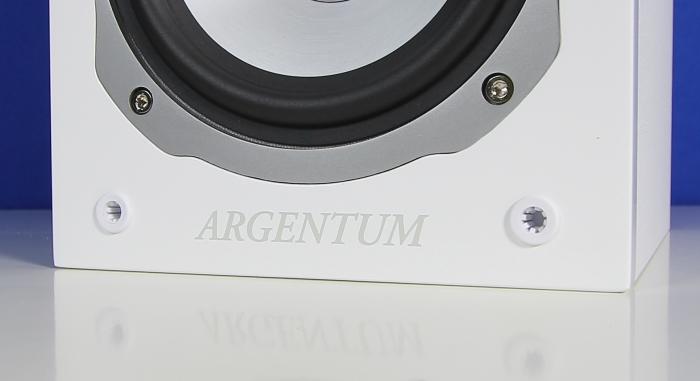 Quadral Argentum 420 Detail Front