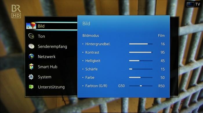 Samsung 55HU8590 Screenshot13