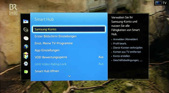 Samsung 55HU8590 Screenshot26