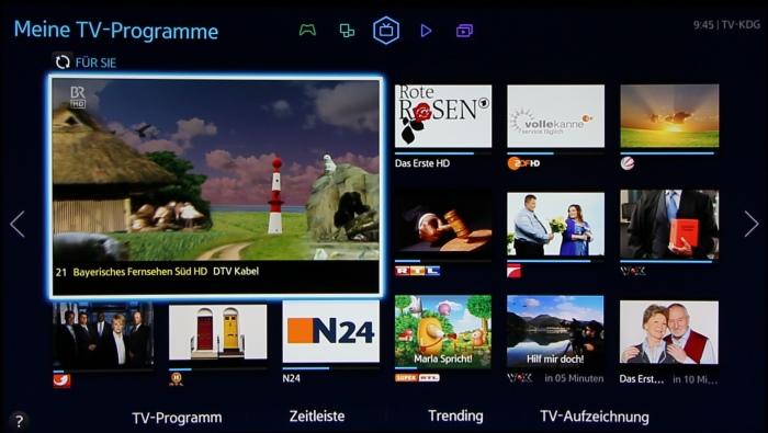 Samsung 55HU8590 Screenshot3