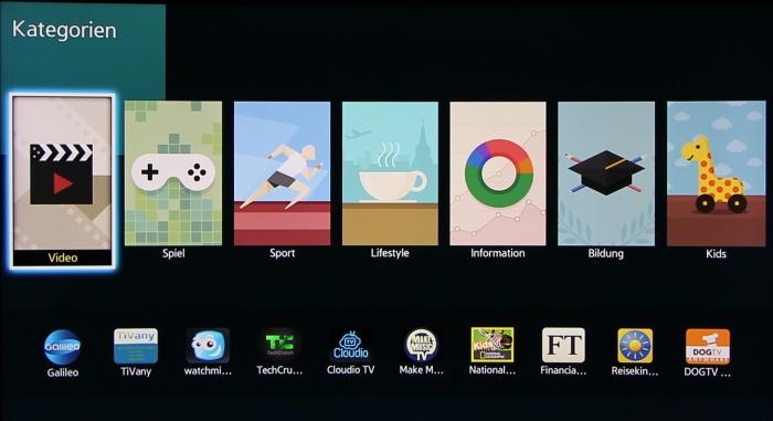 Samsung 55HU8590 Screenshot8