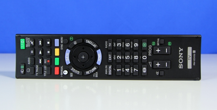 Sony KDL55W955 Fernbedienung1