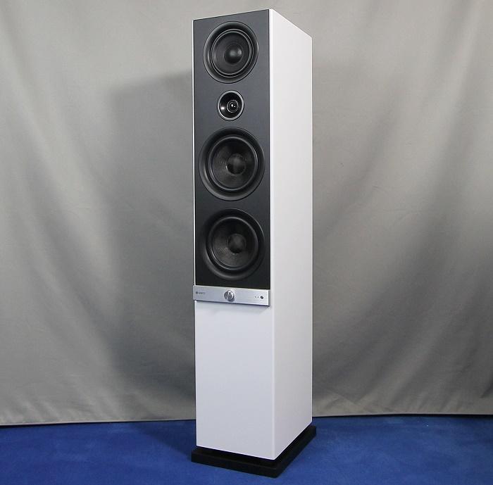 Teufel Raumfeld Speaker L Mk2 Front Seitlich2