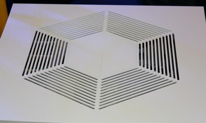 Auro 3D Auriga Oberseite