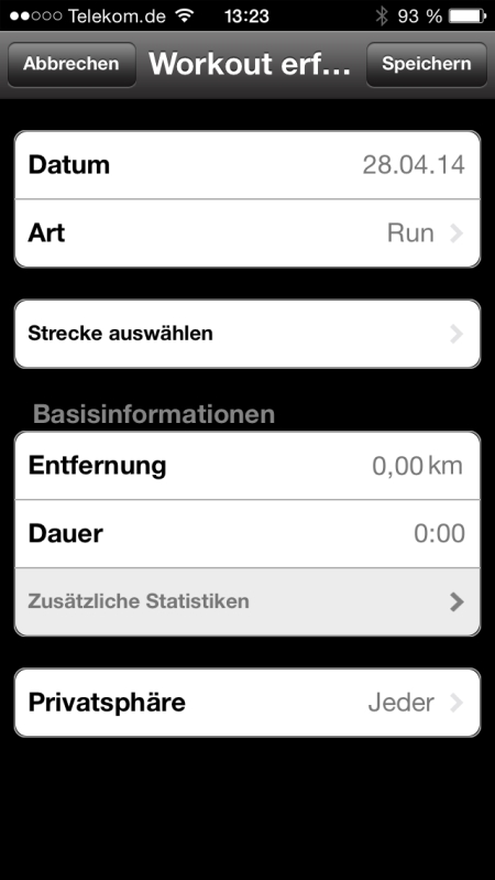 Denon Sport App 11