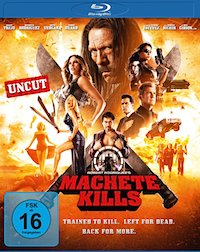 Machete Kills Blu-ray Disc