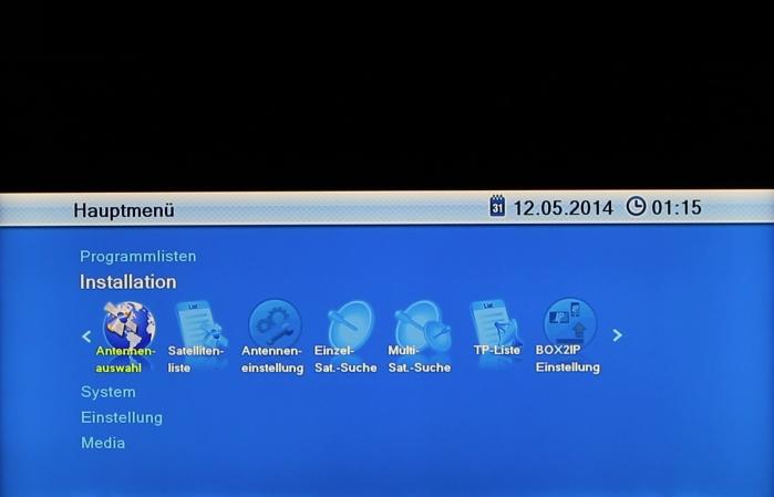 Mirage CX06 Screenshot4