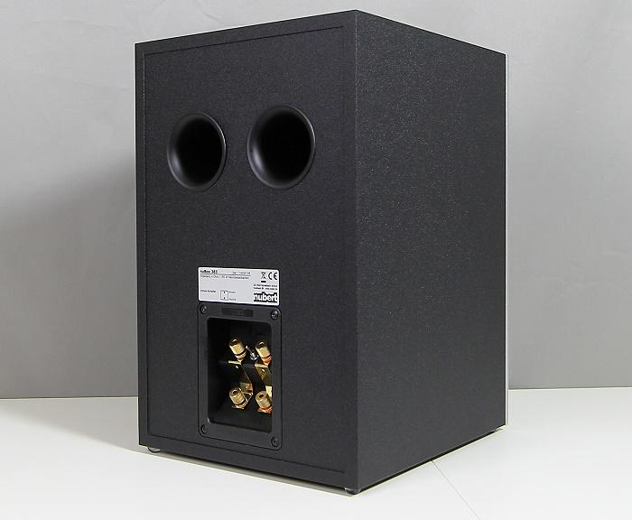 Nubert nuBox 383 Rueckseite Seitlich2