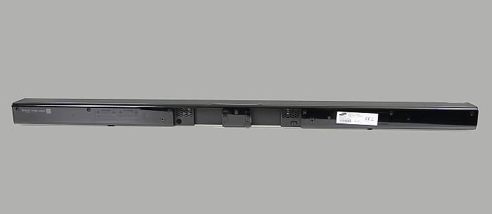 Samsung HW-H550 Soundbar Rueckseite Seitlich2