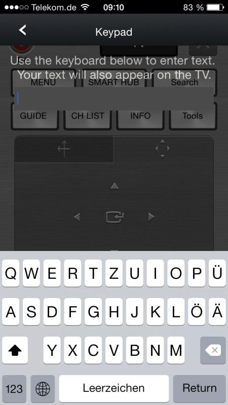 Samsung UE65H8090 App 11