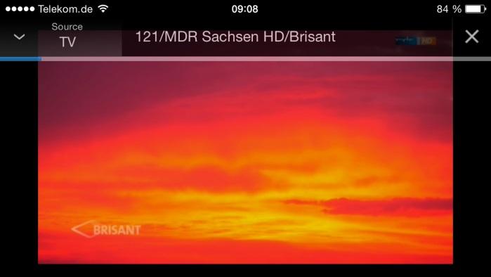 Samsung UE65H8090 App 5