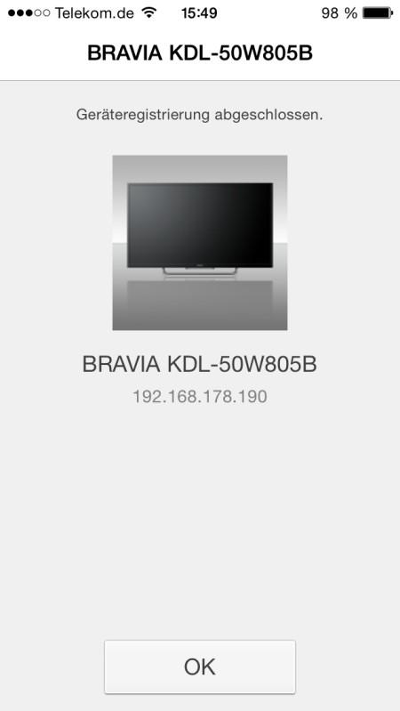 Sony KDL50W805 App6