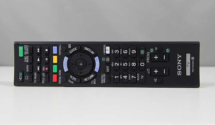Sony KDL50W805 Fernbedienung