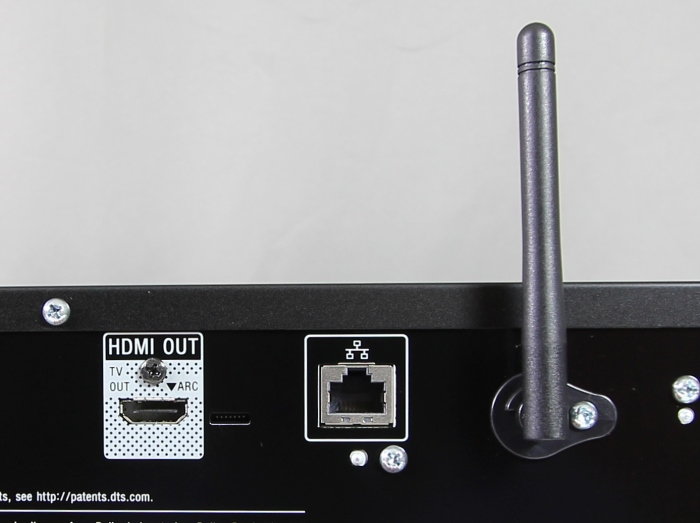 Sony STR-DN850 Anschluesse Rueckseite5