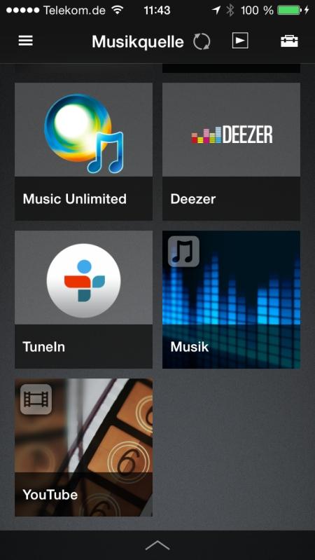 Sony STR-DN850 App 10