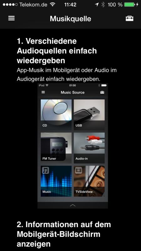Sony STR-DN850 App 3