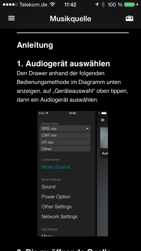 Sony STR-DN850 App 6