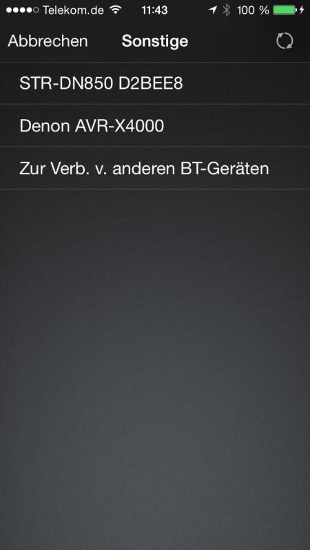 Sony STR-DN850 App 8