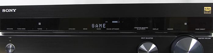 Sony STR-DN850 Bedienelemente Front4