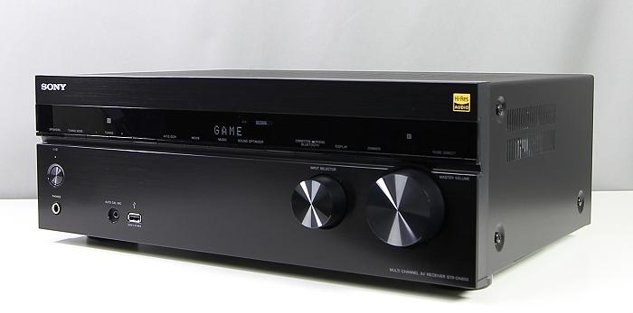 Sony STR-DN850 Front Seitlich1