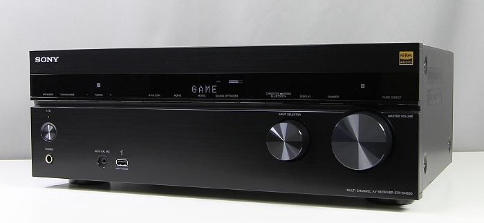 Sony STR-DN850 Front Seitlich5