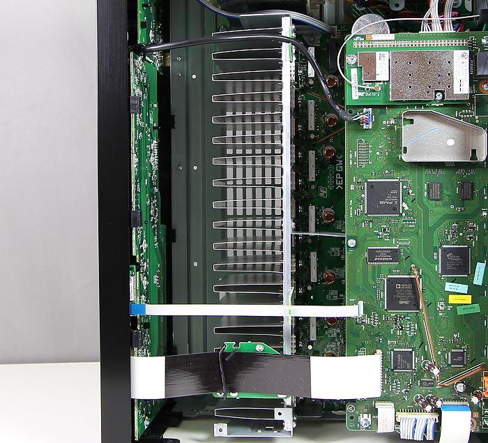 Sony STR-DN850 Innenleben2