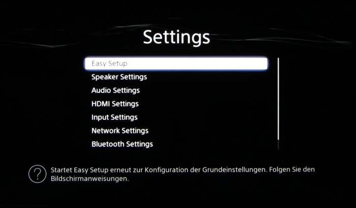 Sony STR-DN850 Screenshots 22