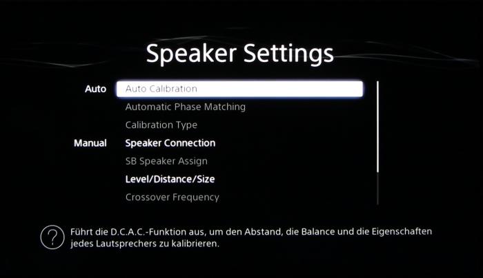 Sony STR-DN850 Screenshots 23