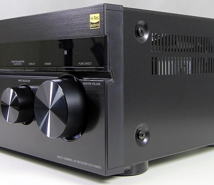 Sony STR-DN850 Verarbeitung2