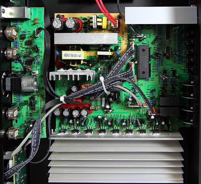 Auna CD-708 Innenleben1