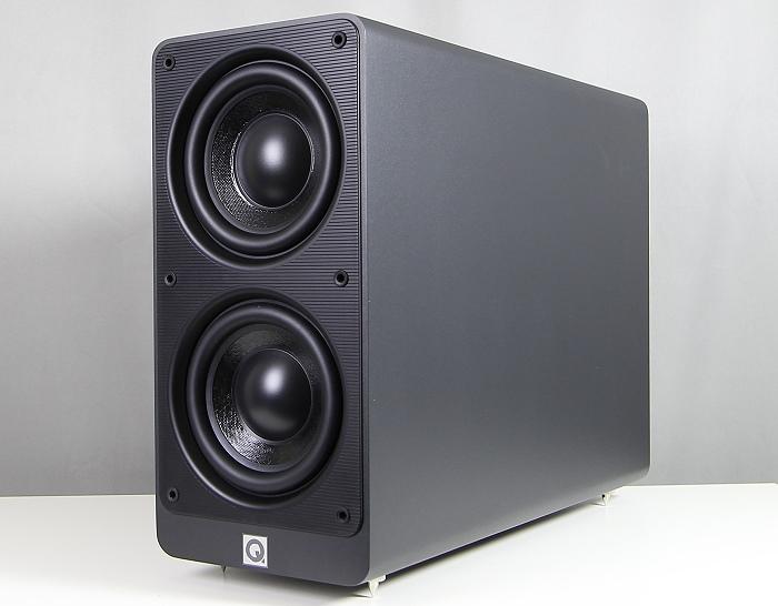 Q Acoustics 2000i Cinema Pack 2070Si Front Seitlich3
