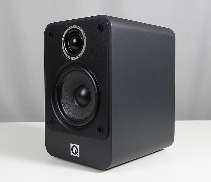 Q Acoustics 2010i Cinema Pack 2000i Front Seitlich3