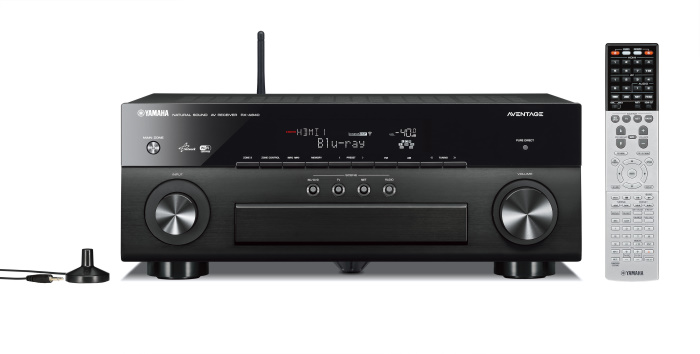 Yamaha Receiver Airplay Zone