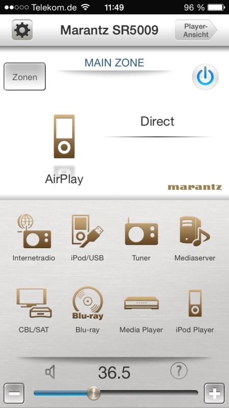 Marantz SR5009 App 11