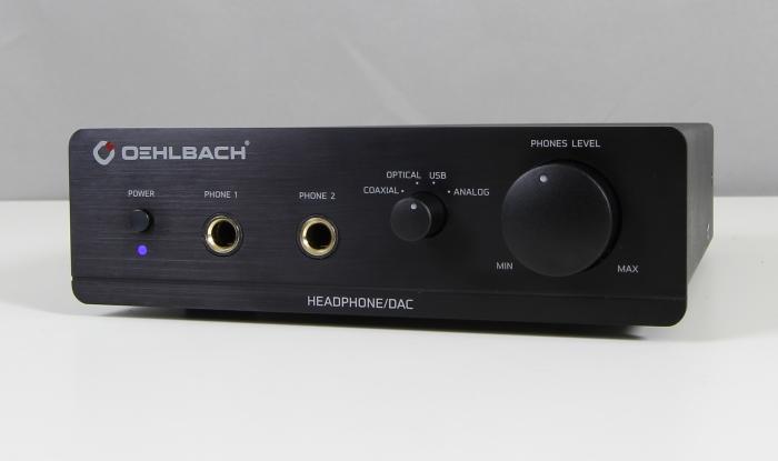 Oehlbach XXL DAC-Ultra Frontblende