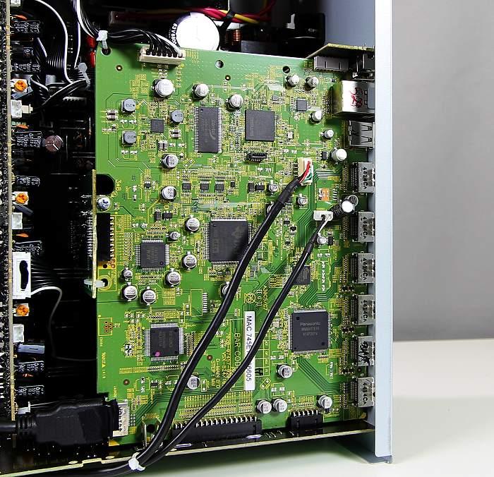 Pioneer VSX-529 Innenleben4