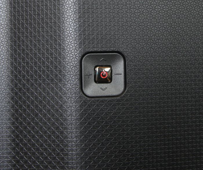 Samsung UE65HU7590 Bedienelement Rueckseite