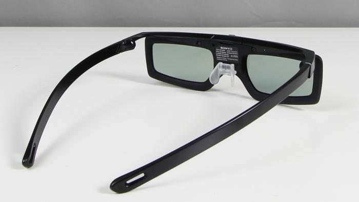 Sony KD65X9005B 3D Brille3