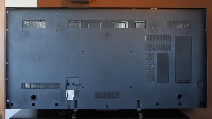 Sony KD65X9005B Rueckseite 2