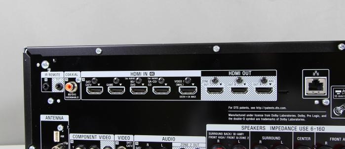 Sony STR-DN1050 Anschluesse Rueckseite3