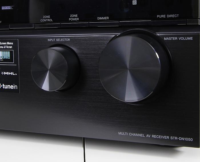 Sony STR-DN1050 Bedienelemente Front1