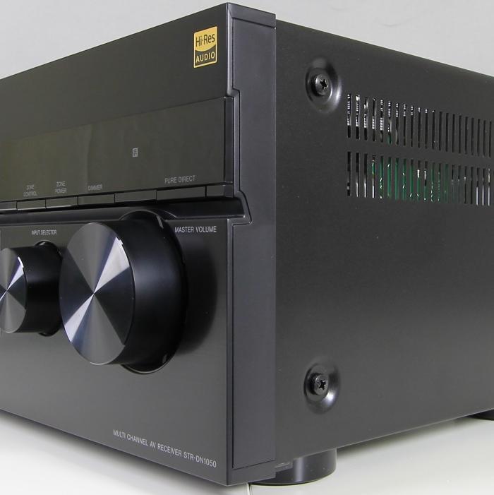 Sony STR-DN1050 Verarbeitung2